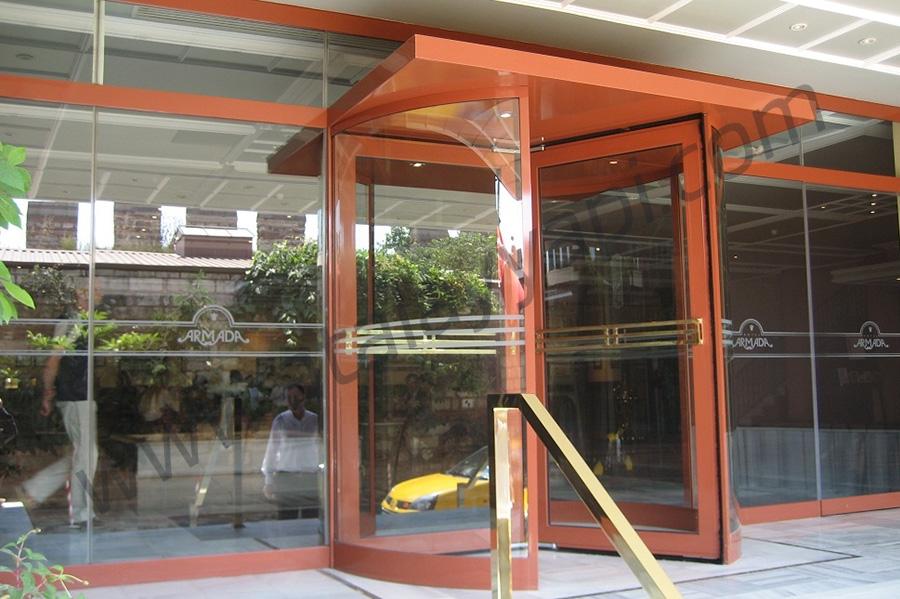 Armata Hotel Manuel Döner Kapı Üretimi